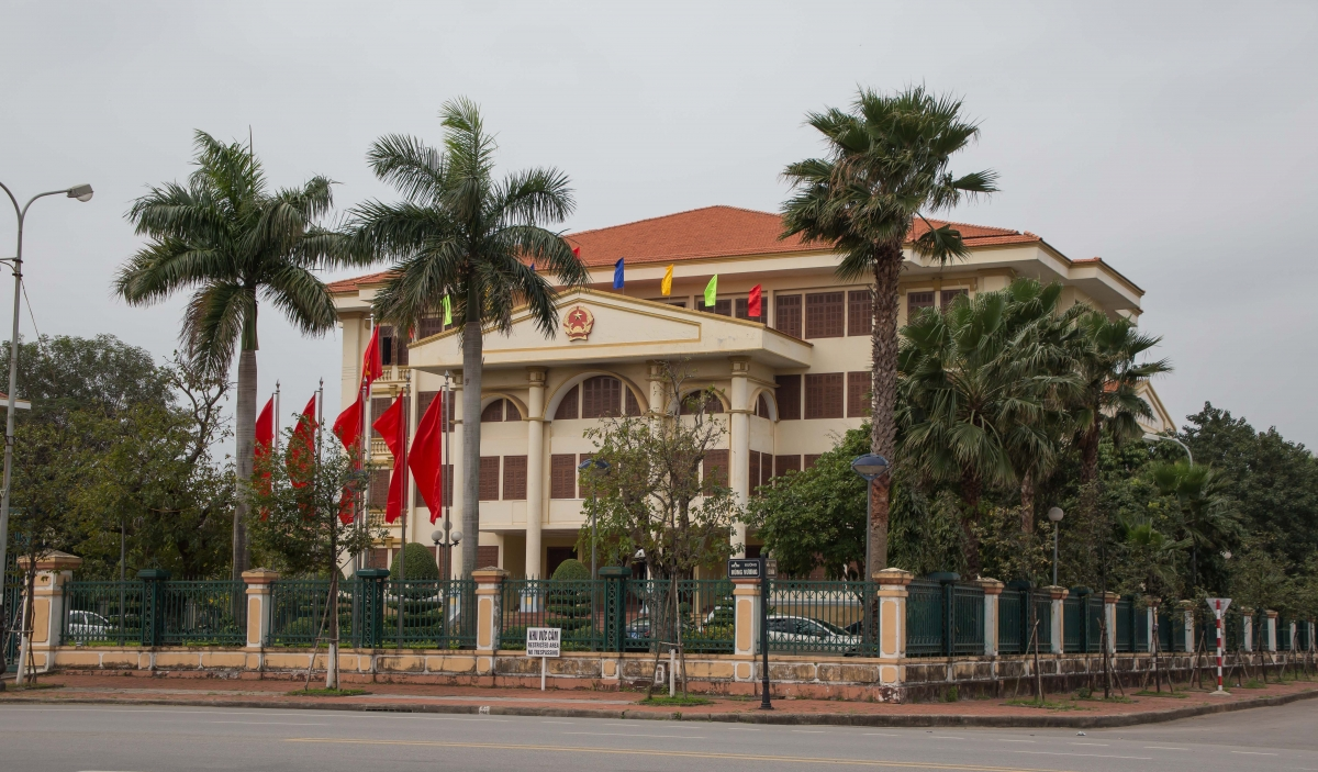 Citadel Government Building