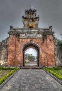 Little Quang Binh Gate