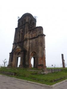 Tam Toa Cathedral ruins