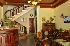Nam Long lobby